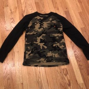 Camouflage polo Shirt